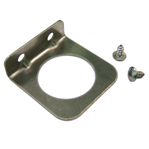 Pneumatic shutter bracket STATUS