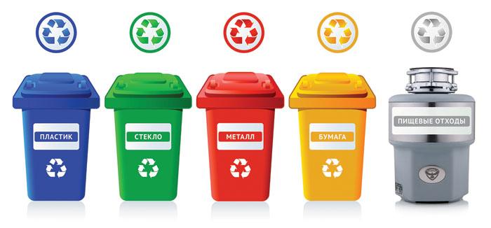 Измельчители пищевых отходов STATUS